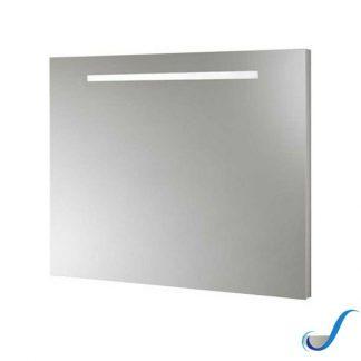 SPECCHIERA BAGNO CON LED FRONTALE cm 80 x 70 CARBONARI