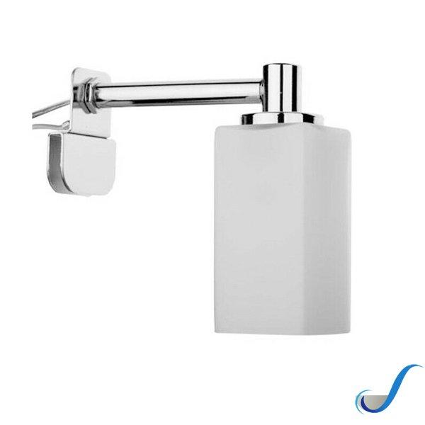 Accessori Da Bagno Carbonari.Applique Quadro Cromato Per Specchio Bagno Carbonari Solimando Forniture