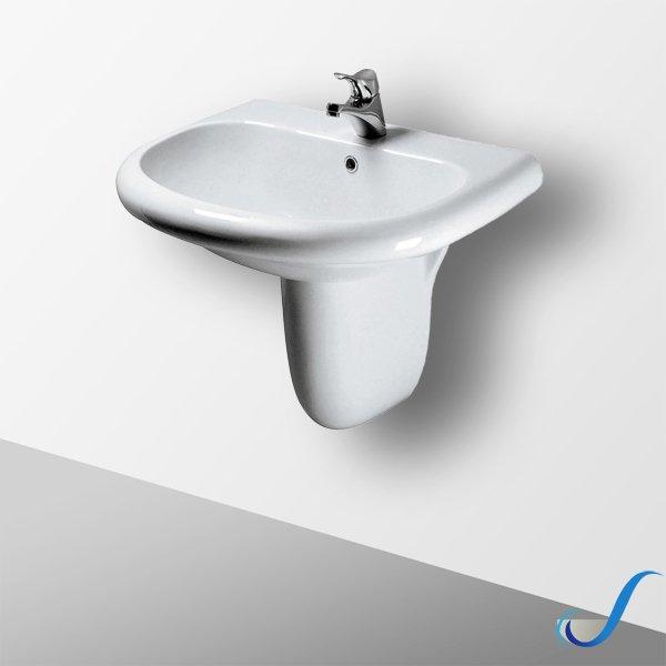 Ideal Standard Lavabo Tesi.Semicolonna Per Lavabo Bagno In Ceramica Serie Tesi Ideal Standard