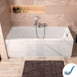Accessori Da Bagno Ideal Standard.Pannelli Per Vasca Da Bagno Rettangolare In Acrilico Serie Connect Ideal Standard Solimando Forniture