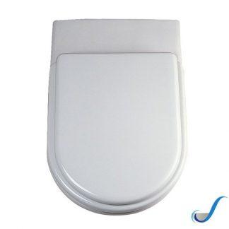 Sedile Copri Wc Per Vaso Serie Esedra Slim Originale Ideal Standard Solimando Forniture